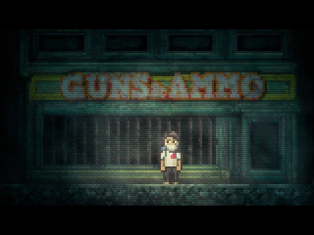 Lone Survivor: PS3 & PS Vita