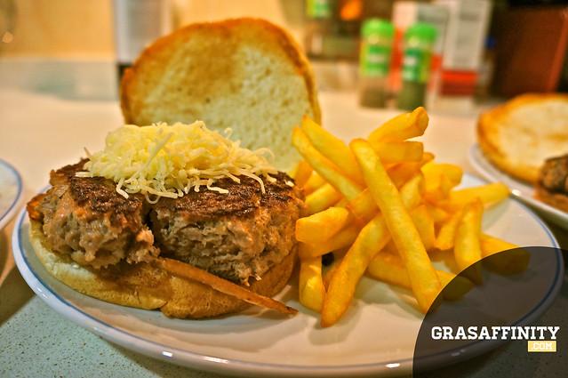 Hamburguesa casera Sebas // Grasaffinity