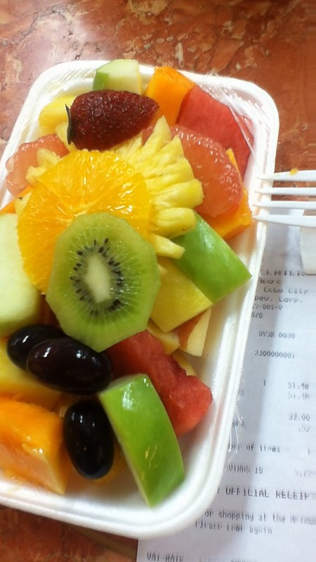 Mixed Fresh Cut Fruit