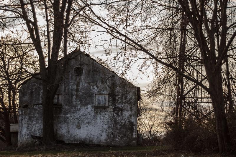 America: Stanton - Delaware: Abandoned Shack
