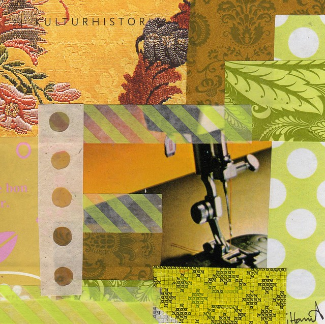 Collage: Easter Stitch