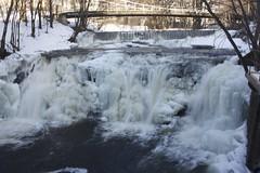 Waterfall at Akerselva