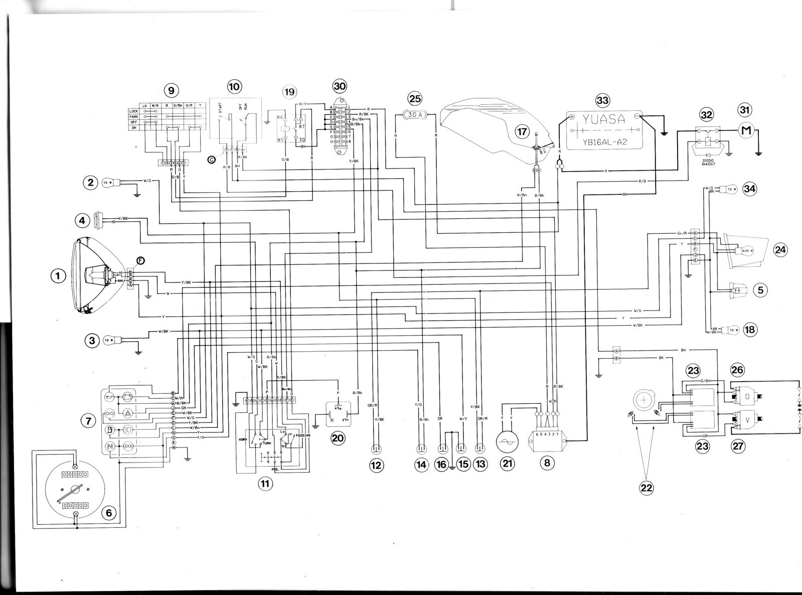 Buzzing Solenoid Relay Wiring Diagram Vespa Px150e I Have A Factory