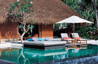 马尔代夫瑞提娜岛唯一酒店[One & Only Reethi Rah]