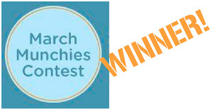 Mrs. Fields Secrets March Munchies Winner