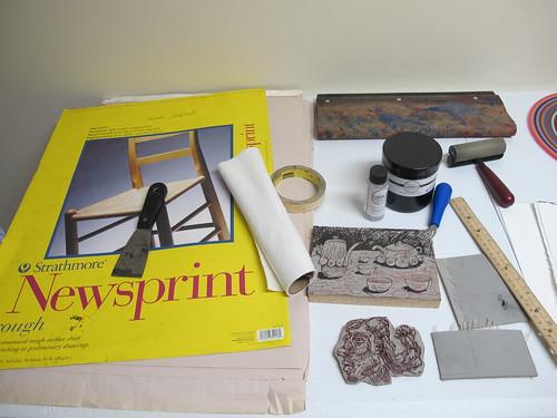 Kitchen Printshop Project