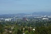 Overlooking Concord, CA - North/West view of downtown taken from Ygnacio Valley Road.