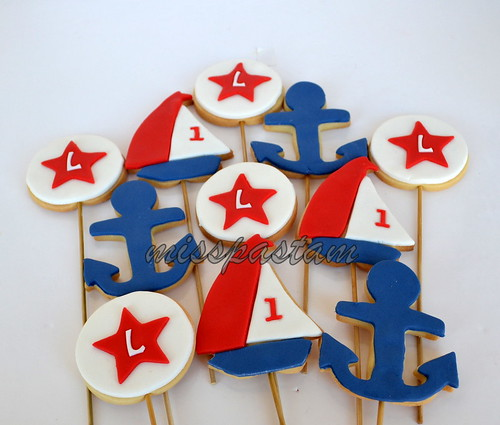 sailor cookies by MİSSPASTAM