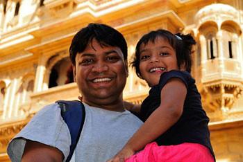 Subhadip & Rianna