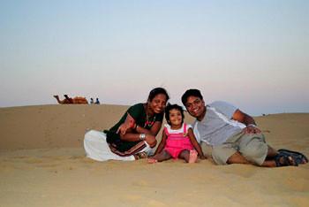 Smita. Rianna & Subhadip