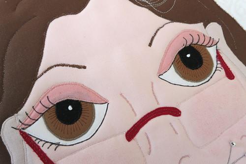 Charlotte's eyes