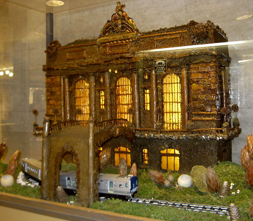 Grand Central Terminal Model
