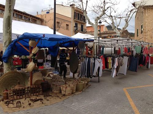 mercados de Mallorca: mercado de alaro