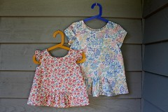 Oliver and S Butterfly Blouses