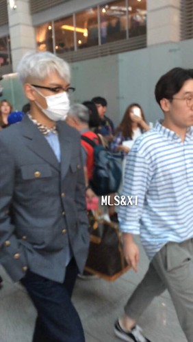 Big Bang - Incheon Airport - 07aug2015 - MyLadies - 02