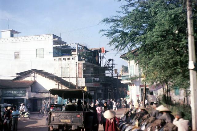 Biên Hòa 1966-68 - Đường Phan Đình Phùng