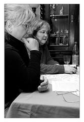 2009: Emmely zu Besuch bei Brigitte Heinisch