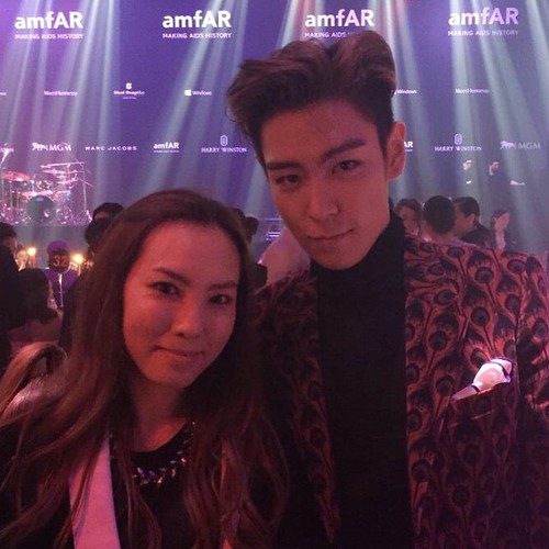 TOP - amfAR Charity Event - 14mar2015 - misscrown - 01