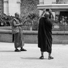 Modern day monk