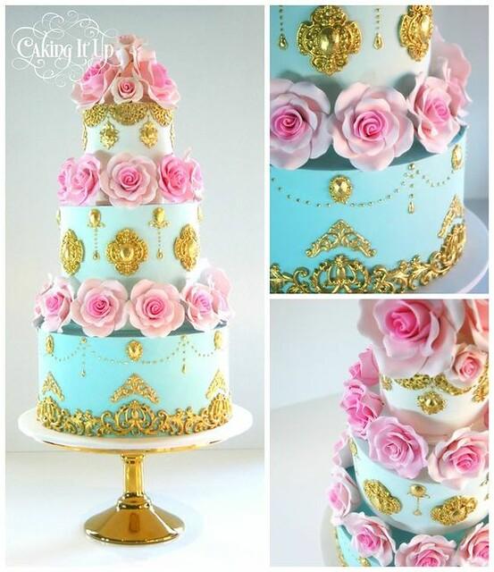 Tartas de Boda - Wedding Cake by Caking It Up