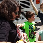 Summer Reading Bookmobile Parties 2016