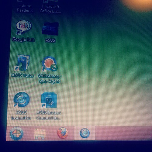 Gave Windows 8 back a start button/classic start menu. ♥