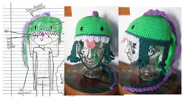 Sketch Hat Hat