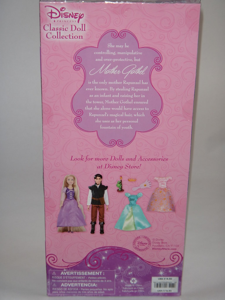 2012-2013 Classic Mother Gothel 12'' Doll - First Look - B… | Flickr
