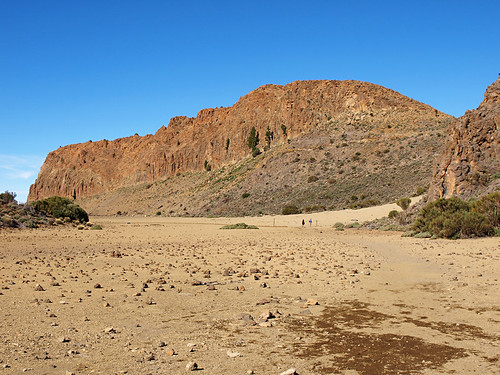 Walking in Teide National Park
