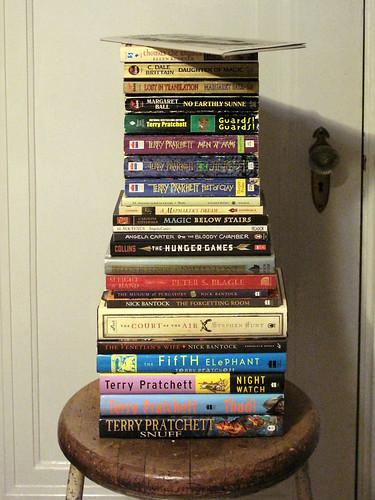 books 2012: read