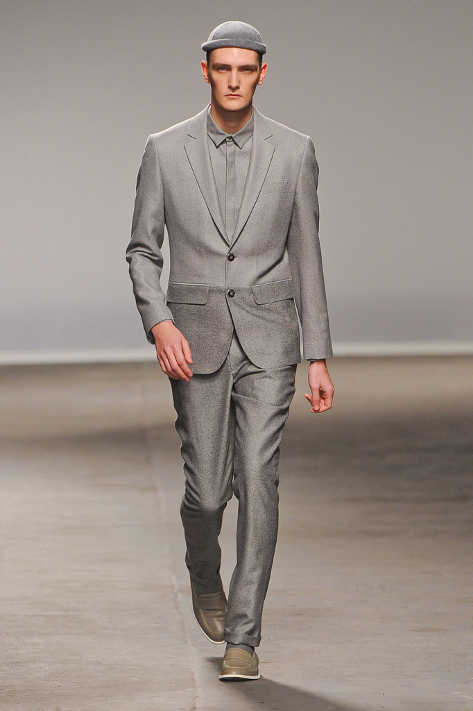 FW13 London Richard Nicoll014_Yannick Abrath(fashionising.com)