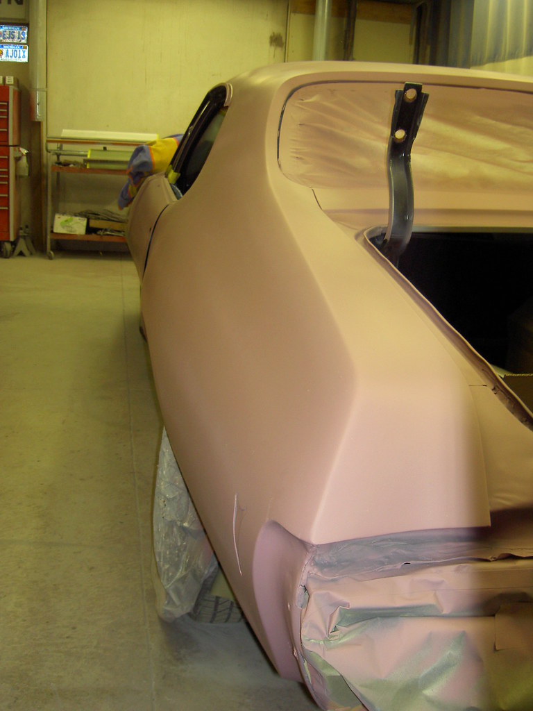 Update on my latest project - 68 GTO 8368707116_596bc68d36_b
