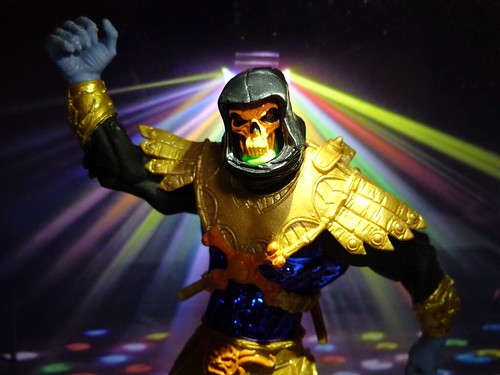 Disco Skeletor