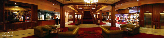 country club tasmania lobby