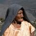 Retrato de María, de 86 años; San Miguel Piedras, Distrito de Nochixtlán, Región Mixteca, Oaxaca, Mexico por Lon&Queta
