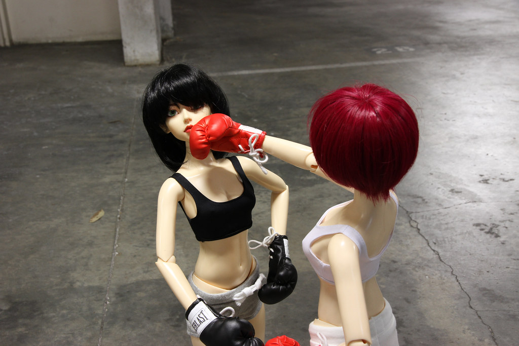 Girl's Fight Club 18