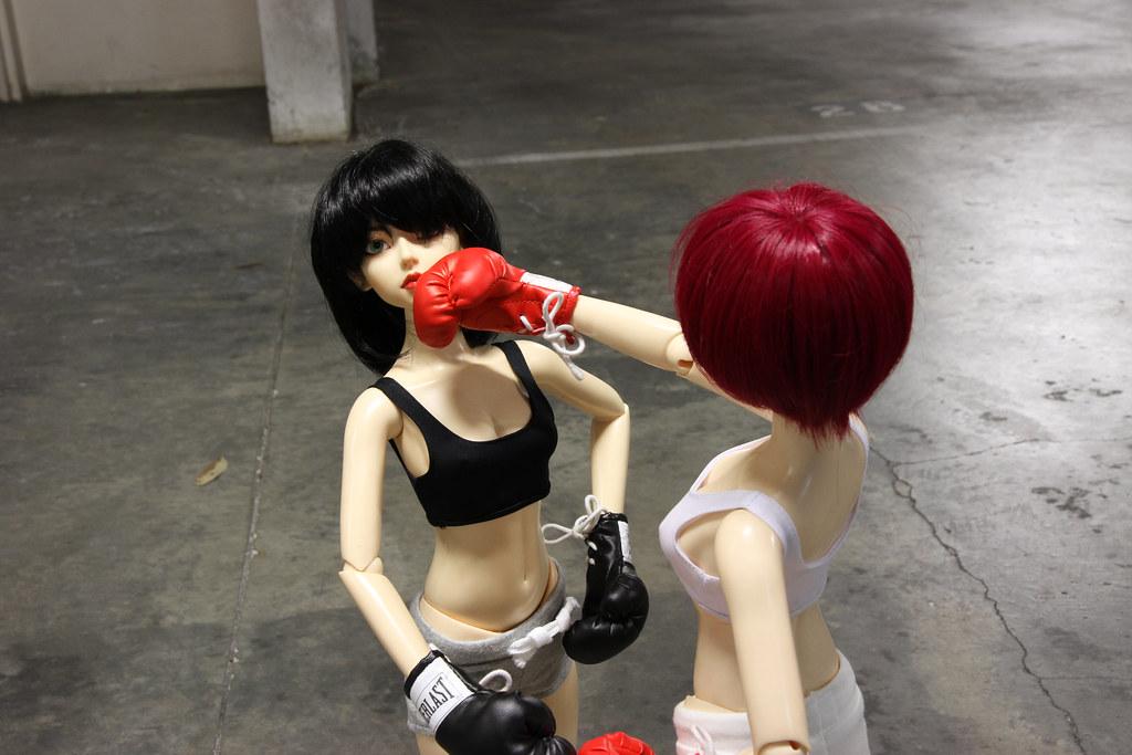 Girl's Fight Club 18