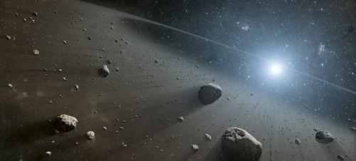 Fascia di asteroidi