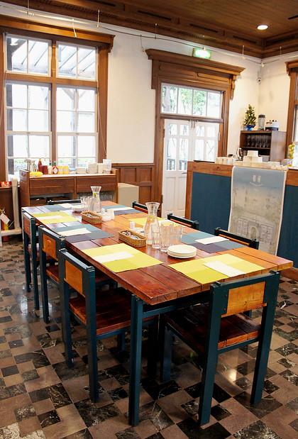 宜蘭藍屋餐廳01