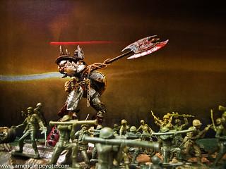 Spawn Commander - Toy Warz
