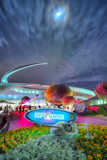 Epcot - Space World