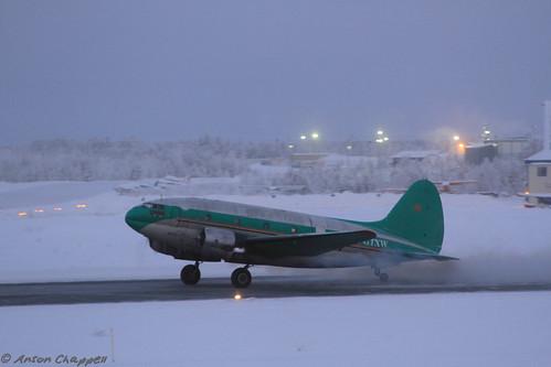 C-46 BFL517 C-GTXW