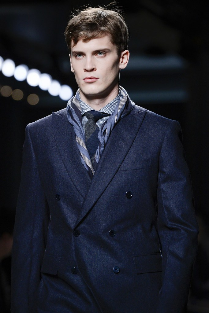 FW13 Milan Bottega Veneta082_William Eustace(VOGUE)