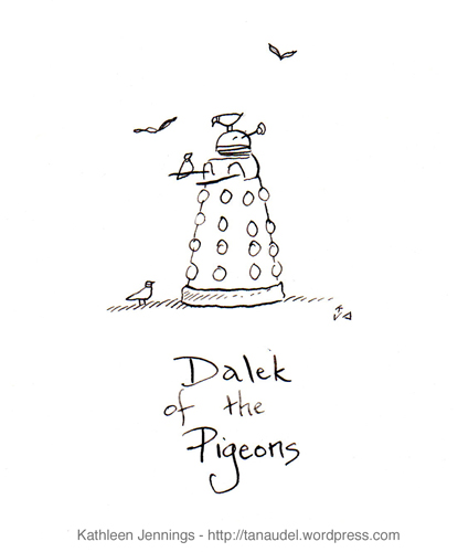 Dalek of the Pigeons