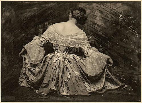 Eugene, Frank (1865-1936) - 1909 Minuet by RasMarley