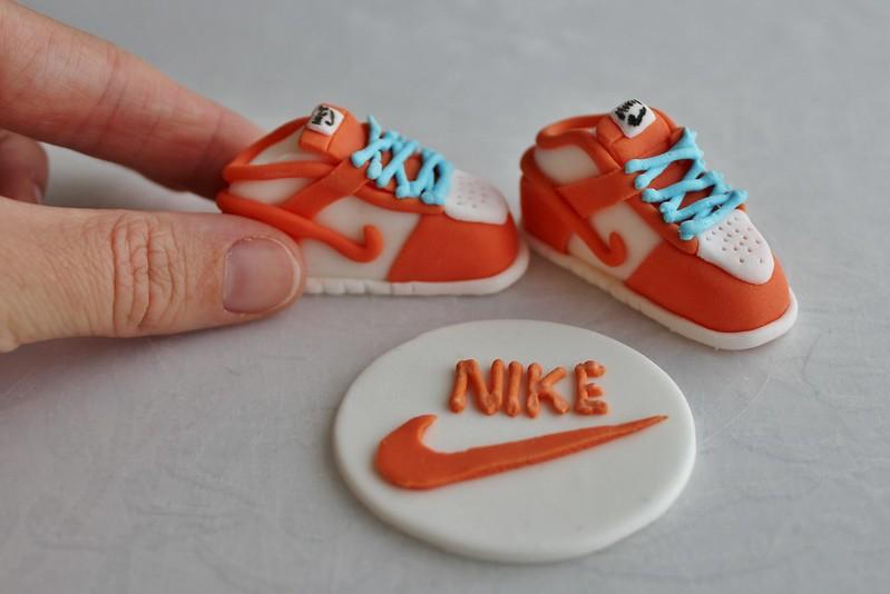Fondant Nike Shoes