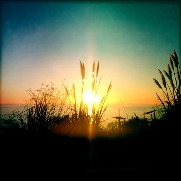PCH Sunset