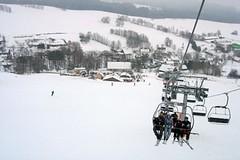 SNOW tour: Kunčice a široký svah s grilem