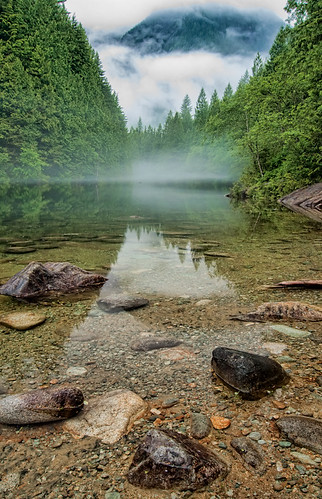 park wood travel trees wild sky mist mountain lake canada green nature water beautiful fog stone vancouver clouds rural forest river landscape golden coast maple log scenery rocks day view riverside natural cloudy outdoor britishcolumbia scenic rocky ears scene columbia pebbles hills ridge shore silence environment british wilderness transparent idyllic mapleridge provincial goldenearsprovincialpark