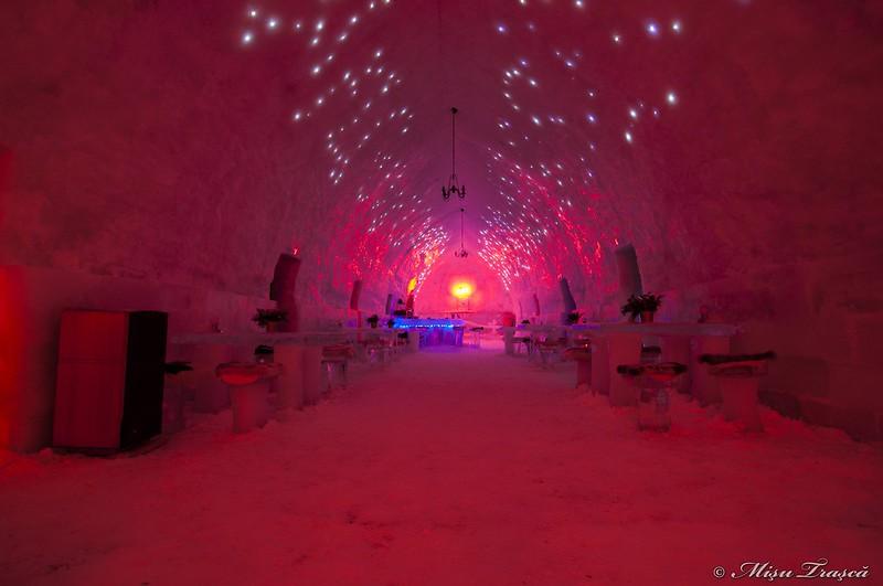 hotel de gheață / ice hotel
